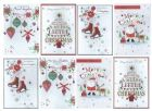 Wholesale bulk Christmas cards and value box assortments