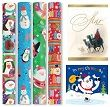 Wholesale Christmas cards, wrap and bags SALE!