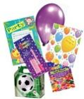 Wholesale party products - balloons, badges, banners and more!