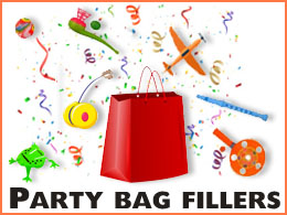 Party bag fillers