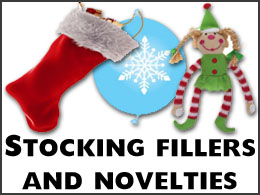Chistmas stocking fillers