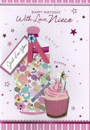 Birthday cards for niece gallery birthday cake decoration ideas pim22756 nieceg isabels garden hand embellished birthday cards niece female searchgroupfo bookmarktalkfo Image collections