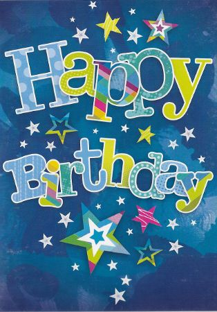 Charnwood Contemporary Open Birthday Cards Wholesale Greeting