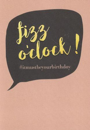 Carson Higham Hashtag Humour Birthday Cards Open Birthday And