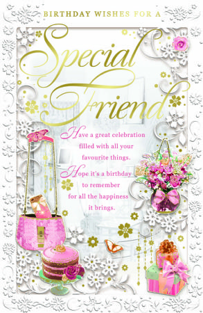Large xpress yourself special friend birthday cards clearance large xpress yourself special friend birthday cards clearance price bookmarktalkfo Gallery