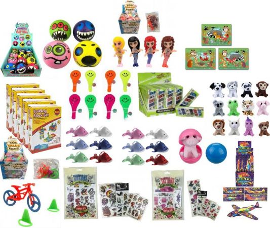 Great value toys pack