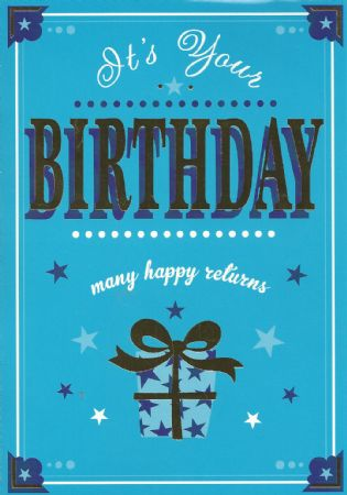Design Studio Open Male Birthday Cards Open Birthday And Belated