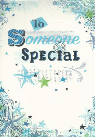 Design Studio Birthday Cards Someone Special Male Relations And