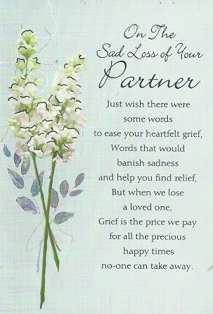 Iparty sympathy cards loss of your partner clearance price iparty sympathy cards loss of your partner clearance price thecheapjerseys Gallery