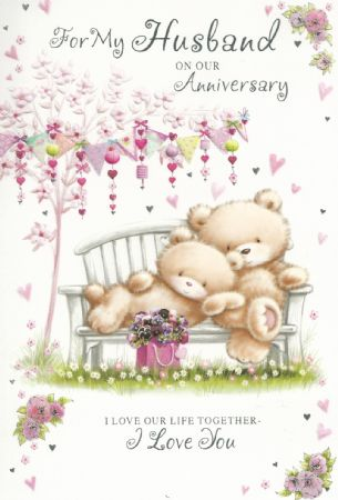 Simon elvin cute anniversary cards husband occasions and simon elvin cute anniversary cards husband m4hsunfo