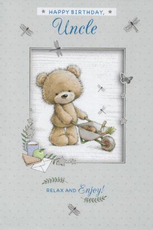 Simon Elvin Cute Birthday Cards Uncle