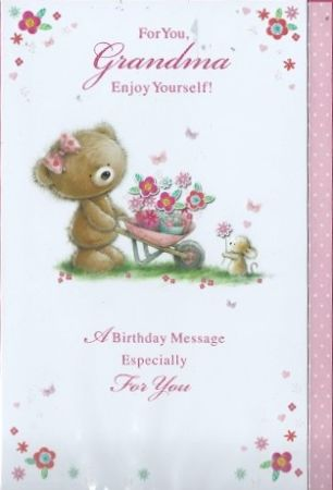 Simon Elvin Birthday Cards Grandma Clearance Price Female