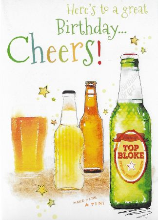 Charnwood beer themed birthday cards wholesale greeting cards charnwood beer themed birthday cards m4hsunfo