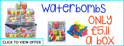 Waterbomb Banner