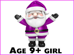 Gifts for Girls age 9 and over