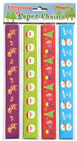 Christmas Paper Chains Uk.Christmas Paper Chains Pbtx 396237 Wholesale Christmas