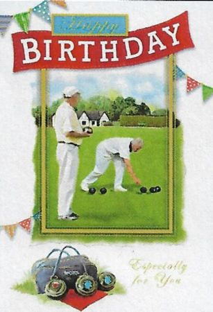 Design Studio Male Birthday Cards Bowls Wgc 6311 Cards With
