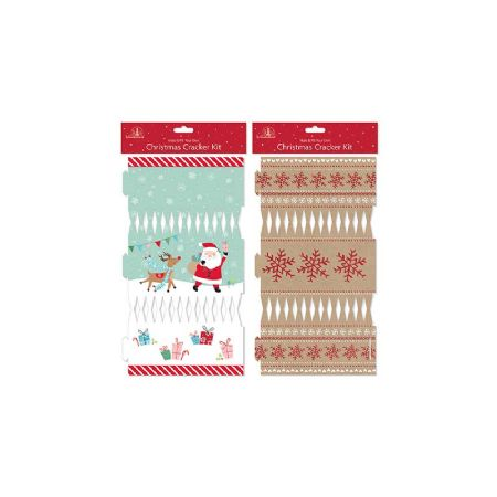 Make your own christmas crackers kit wgcx 8851 new arrivals make your own christmas crackers kit solutioingenieria Gallery