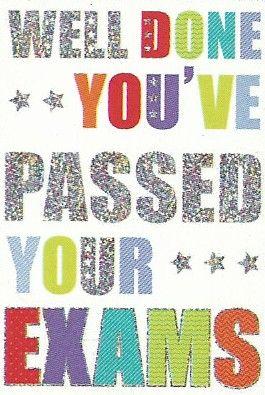 Simon elvin greetings exam pass cards wgc 50so115 occasions and simon elvin greetings exam pass cards m4hsunfo