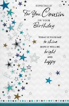 Simon Elvin Birthday Cards Cousin