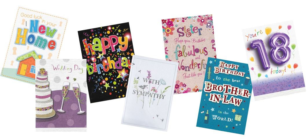 Greeting cards stockist guide